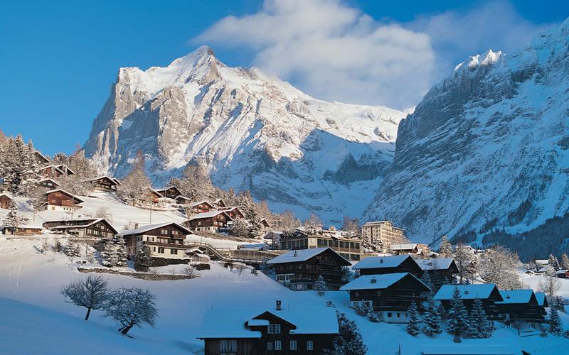 Grindelwald | Romantic Places in Switzerland