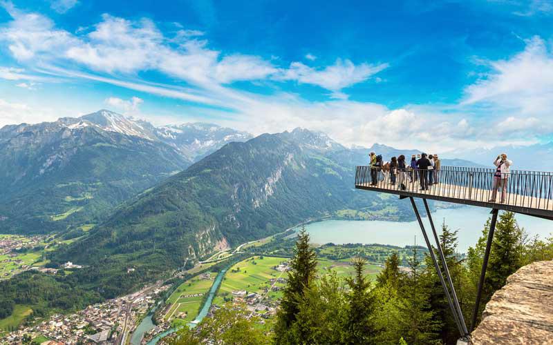 Interlaken - Picturesque Magnificence