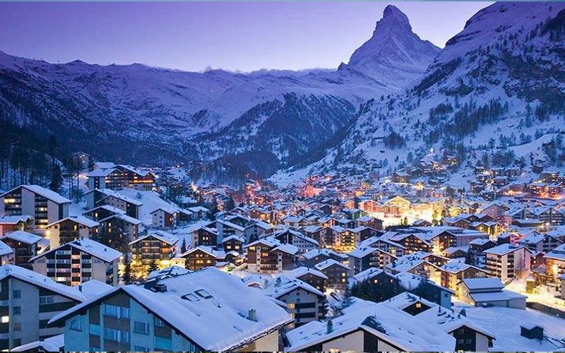 Zermatt Utopia for Thrill Seekers