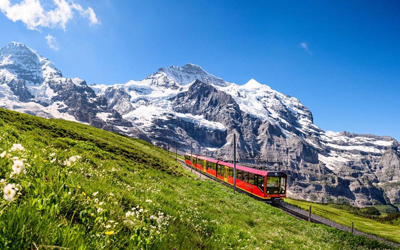 Summer-in-Switzerland