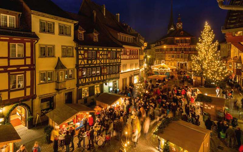 Lucerne Christmas markets